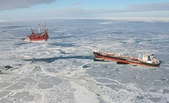 First batch of oil shipped from Prirazlomnaya - Industry and energy sector: Arctic-Info