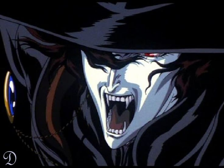 Vampire Hunter D Anime Characters : Best images about vampire hunter d on pinterest