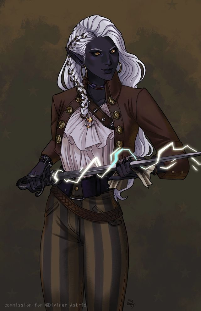 A Dark Elf Tale Based On D D Characters Get Your Copy In 2020