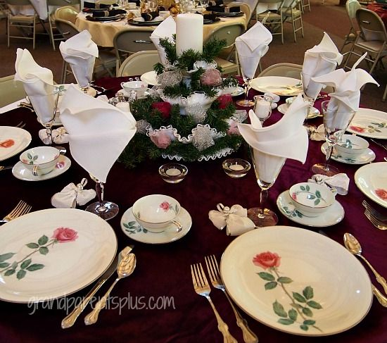 17 Best Images About Table Decorations On Pinterest