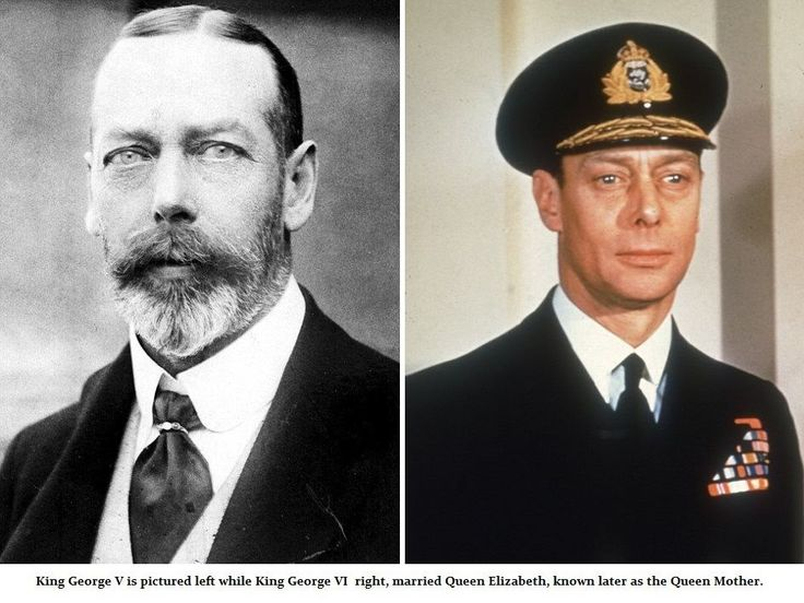 King George V and King George VI