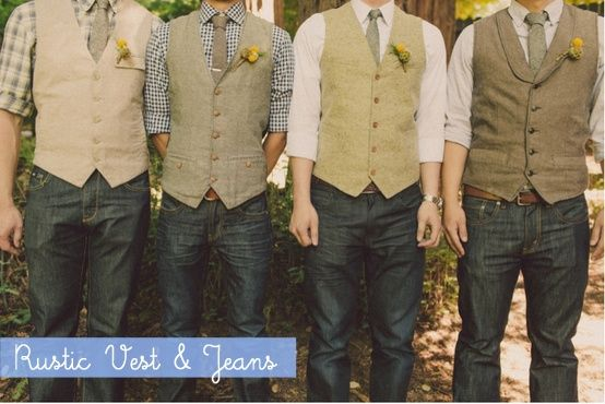 Incorporate casual groom and groomsmen style ideas to keep the boys looking fresh, dapper, and unique. Check out our favorite picks in this post!
