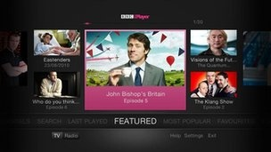 BBC to trial selected shows online  The BBC Trust has approved a 12-month trial which will see selected BBC TV shows broadcast online ahead of their scheduled TV transmission.    The trial will see up to 40 hours of programming across a range of genres initially available on the BBC iPlayer.    Until now, the BBC's online-only content has been limited to pilots and one-off shows such as the Doctor Who web series Pond Life.    Last year saw a record number of requests for programmes.