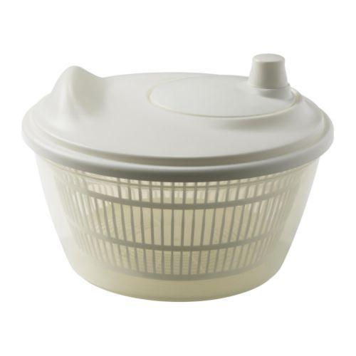 IKEA TOKIG salad spinner lettuce vegetable food wash BPA FREE serving bowl #IKEA