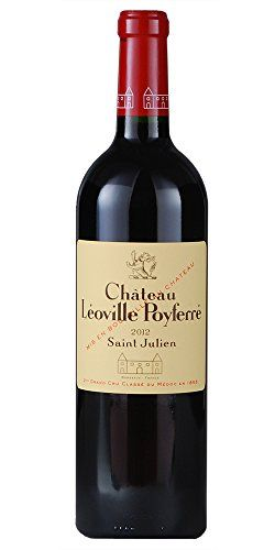 2012 Chateau Leoville Poyferre Saint-Julien >>> Read more reviews of the product by visiting the link on the image.