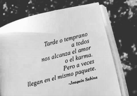 Joaquín Sabina. #Amor #Pedazosdevida