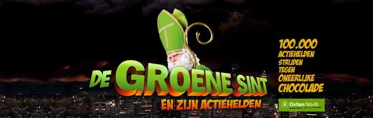 Oxfam Novib | de Groene Sint