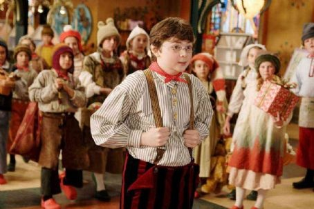 The Santa Clause 3: The Escape Clause - Spencer Breslin in Disney's THE SANTA CLAUSE 3 The Escape Clause