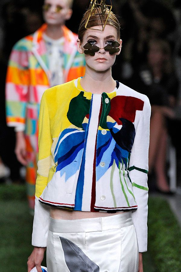 Меховые шарфы, манжеты, юбки и платья: модный тренд в нарядах известных дизайнеров - Ярмарка Мастеров - ручная работа, handmade