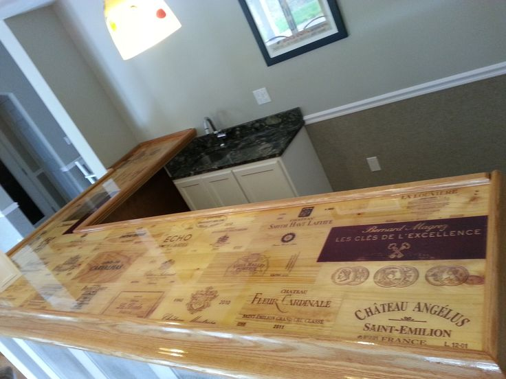 6 Wine Crate Ideas for Contractors
