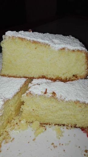 La torta paradiso é una delle torte piú semplici da fare e una tra le piú buone.  É molto semplice anche da ricordare la ricetta perché é tu...