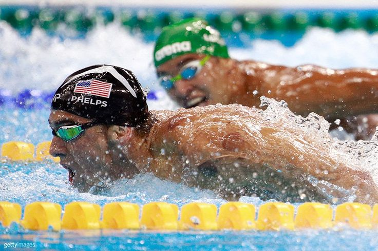 U.S. Olympic Team @TeamUSA  Aug 9 Rio de Janeiro, Brazil G.O.A.T   USA Swimming and Michael Phelps