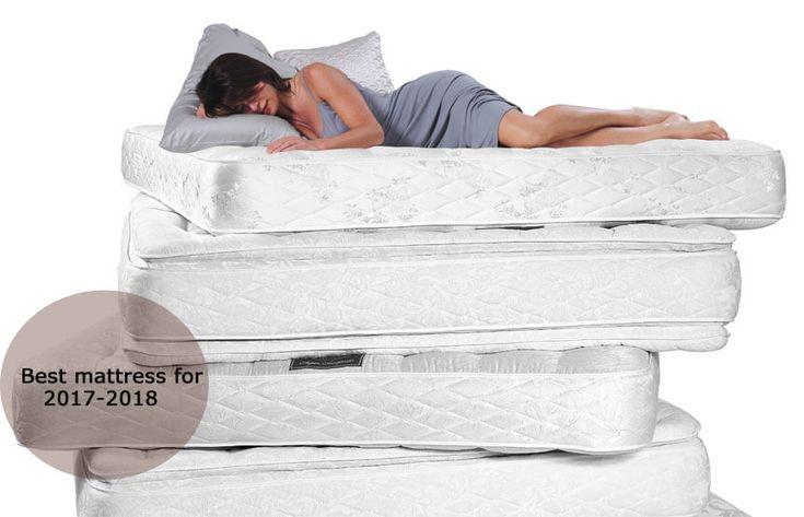 TOP 8 best mattresses in 2017-2018 https://happysleepyhead.com/best-mattress-reviews/