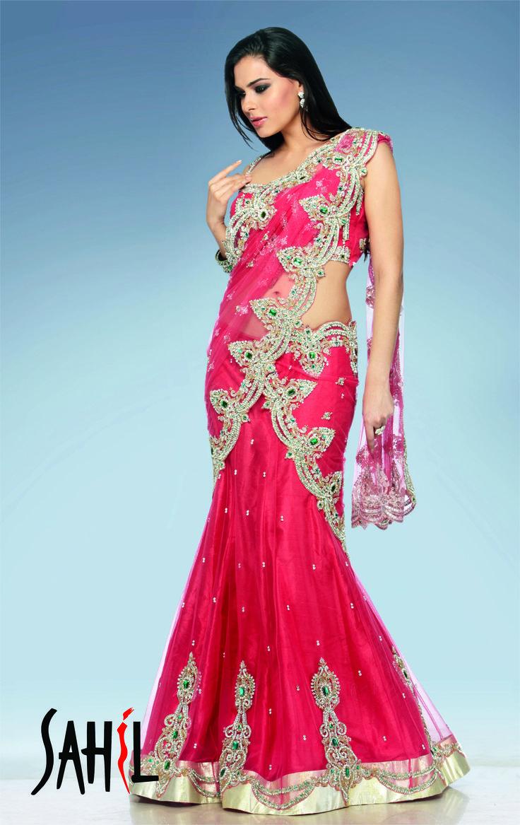 35 best Sahil Bridal Wear images on Pinterest | Indian bridal ...