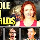 Whole New Worlds: An Aladdin History of Exoplanets