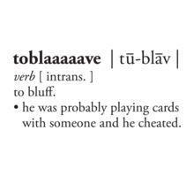 toblaaaaave - defined T-Shirt