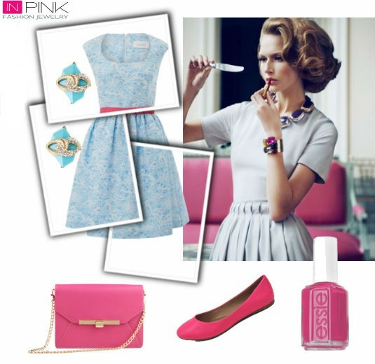 Spring Fashion Trend: Vintage Inspired