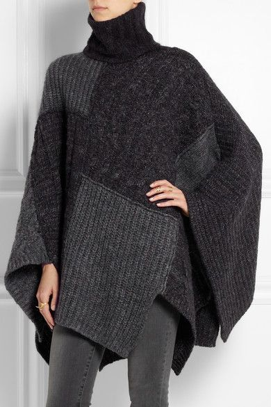 Étoile Isabel Marant turtleneck- could take from a sweater or a knit dickie