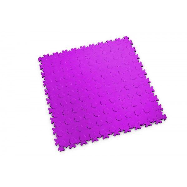 "Dalle PVC garage Fortelock 2080 Light Pastille ""Violet"""