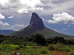 Morro do Moco (Mount Moco), Huambo - Angola. At 2.620 metres, it´s the highest mountain in Angola.