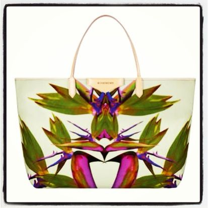 Givenchy's Tropical Tote Bag