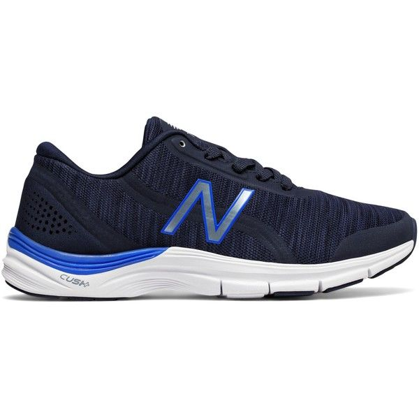 New Balance 711v3 Heathered Trainer Women's Cross-Training Shoes ($70) ❤ liked on Polyvore featuring shoes, athletic shoes, new balance athletic shoes, crosstraining shoes, cross trainer shoes, new balance shoes and new balance footwear