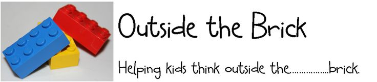 Help kids think outside the brick