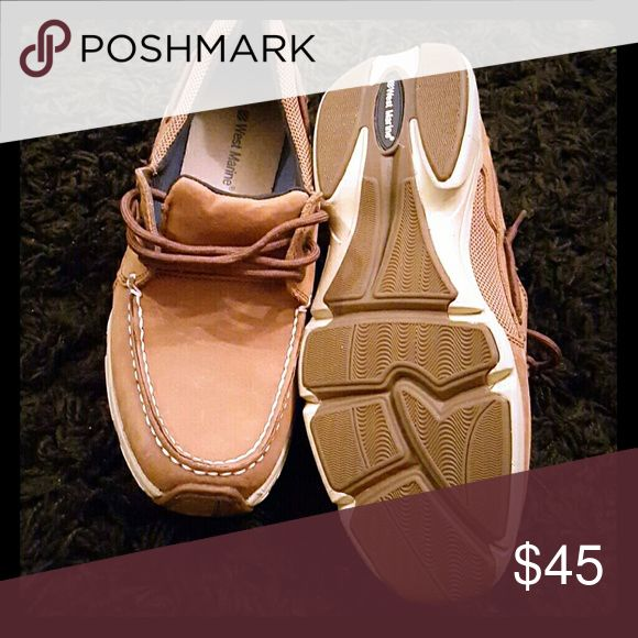 Casual Shoes New worn once West Marine West Marine  Shoes Flats & Loafers