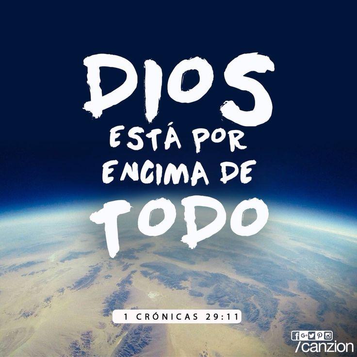 1 Crónicas 29:11 Tuya es, oh Jehová, la magnificencia y el poder, la gloria, la victoria y el honor; porque todas las cosas que están en los cielos y en la tierra son tuyas. Tuyo, oh Jehová, es el reino, y tú eres excelso sobre todos.♔