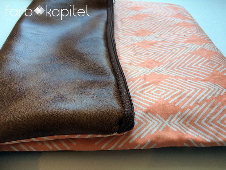 Handtasche – Apricot