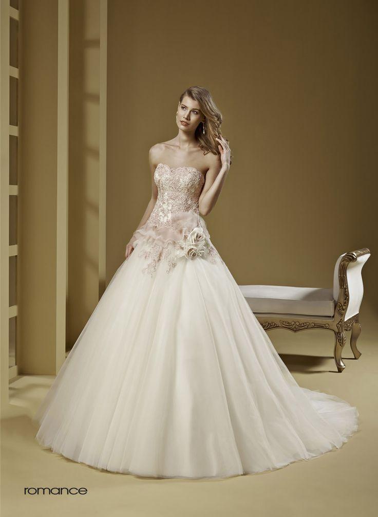 GLAMOUR ROMANCE-22 abiti da sogno, per #matrimoni di grande classe: #eleganza e qualità #sartoriale  www.mariages.it