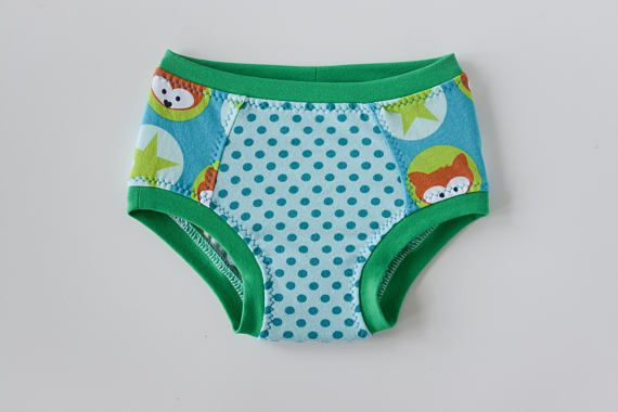 Fox underwear kids underwear childrens underwear girls