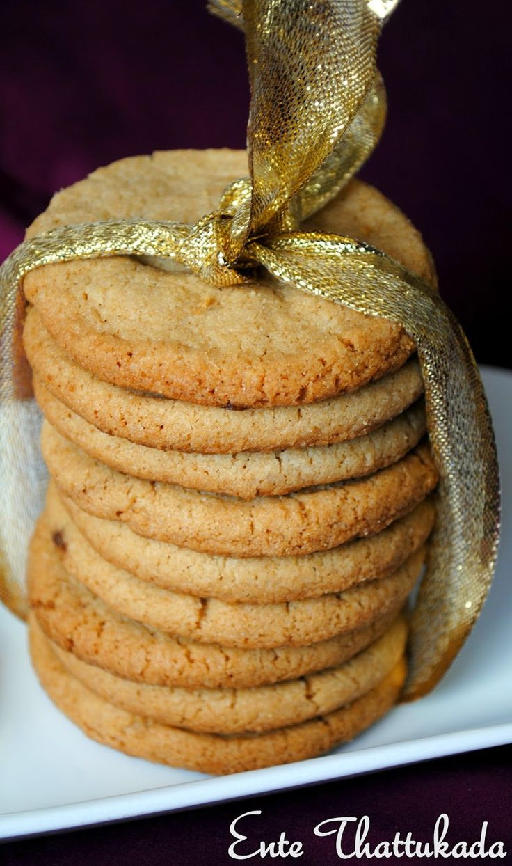 Ente Thattukada: Homemade Bordeaux Cookies
