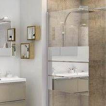 4 solutions pour installer une douche à l'italienne partout.    Selon la configuration de votre salle de bains, il vous faudra creuser ou surélever le sol. Mais il y a aussi des solutions qui nécessitent moins de travaux !