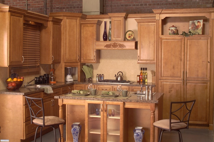 Spice Kitchen Spice Maple Kitchen Cabinets Premium Cabinets Nice Color Does It Have The