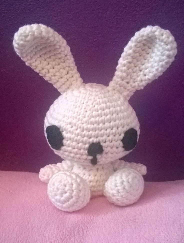 Spring Bunny. Link to the pattern.