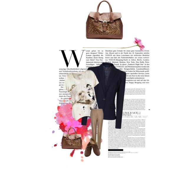 """""""Pink Corporation - Genuine Baggage"""" by baggage on Polyvore"""