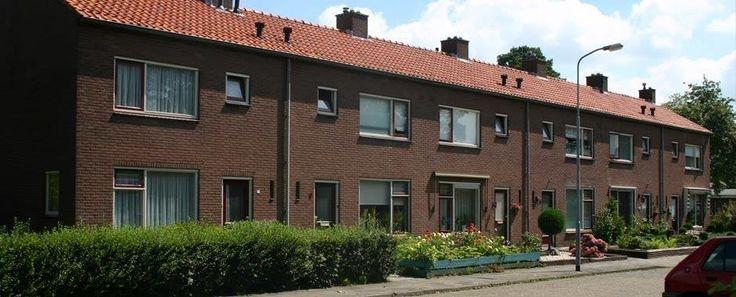 Scheldestraat Geldermalsen (jaartal: 1980 tot 1990) - Foto's SERC