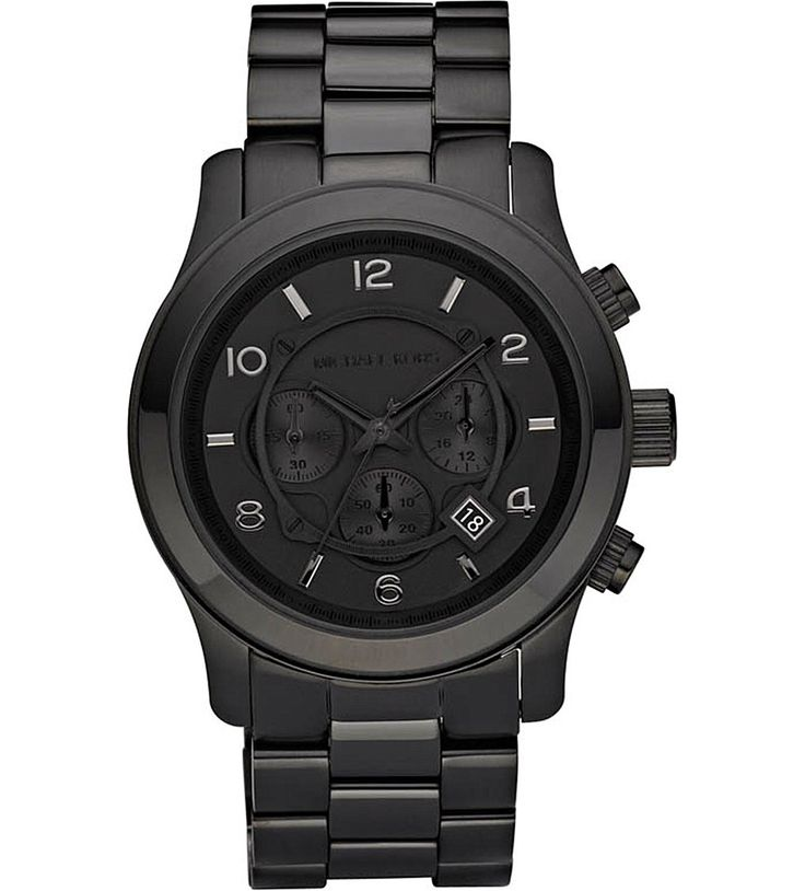 Runway stainless steel watch http://bit.ly/1O3SIGK