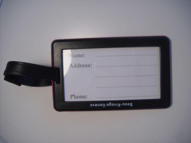 etiquetas personalizadas para maletas