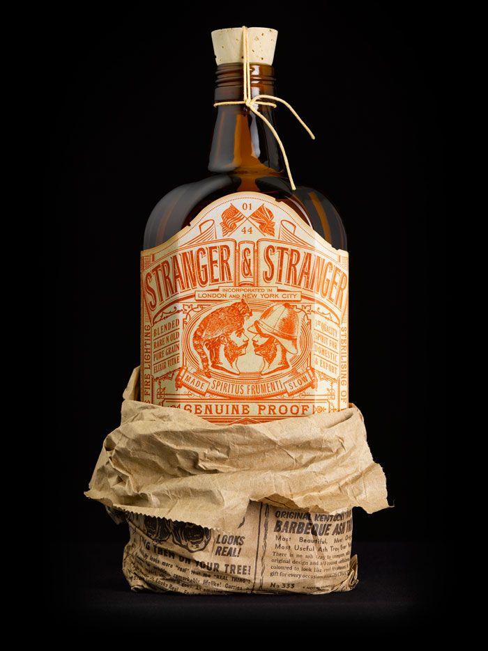 (Unsurprisingly) exquisite work again from Stranger & Stranger for their Christmas 2012 promotional
