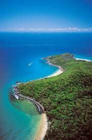 Love this headland shot of the Noosa National Park