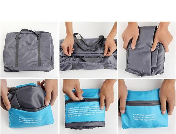 World's Most Portable Travel Suitcase