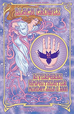 The Black Crowes - Tower Theatre Upper Darby PA 9-30-05