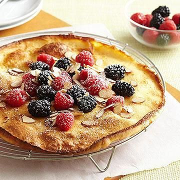 ... Diabetic Living. 26 Recipes. Picture is the Easy Berry Puff Pancake