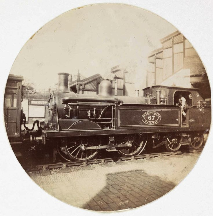 IlPost - Una locomotiva a vapore, 1890 circa Collection of National Media Museum/Kodak Museum via National Media Museum - Una locomotiva a vapore, 1890 circa Collection of National Media Museum/Kodak Museum via National Media Museum