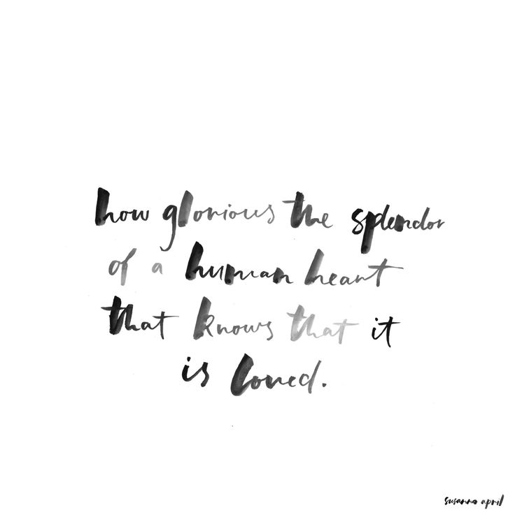 Brennan Manning quote // Susanna April typography