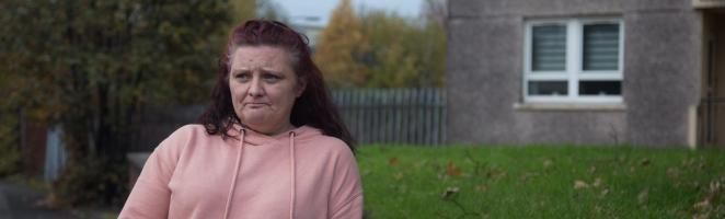 Sanctioned Scottish woman goes for a year without money | Third Force News