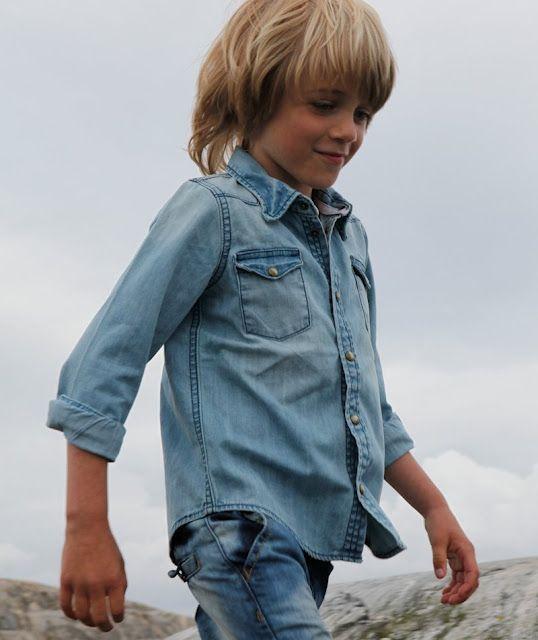 kid fashion - denim