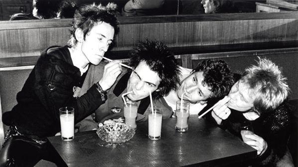 Sex Pistols.
